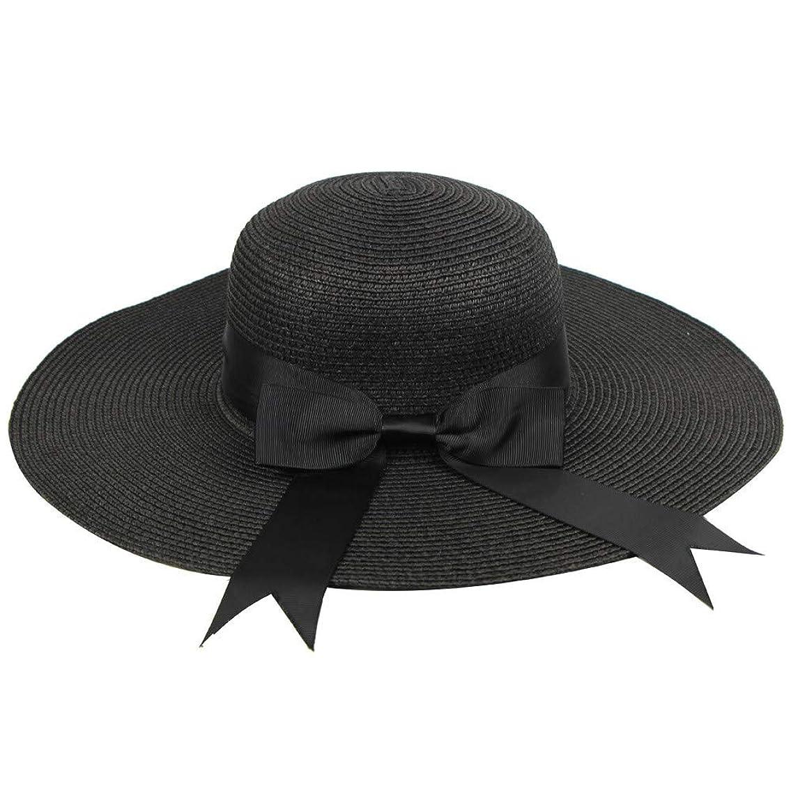 絶滅した異議六月UVカット 帽子 ハット レディース 紫外線対策 日焼け防止 軽量 熱中症予防 取り外すあご紐 つば広 おしゃれ 広幅 小顔効果抜群 折りたたみ サイズ調節可 旅行 調節テープ 吸汗通気 紫外線対策 ROSE ROMAN