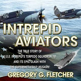 Intrepid Aviators audiobook cover art
