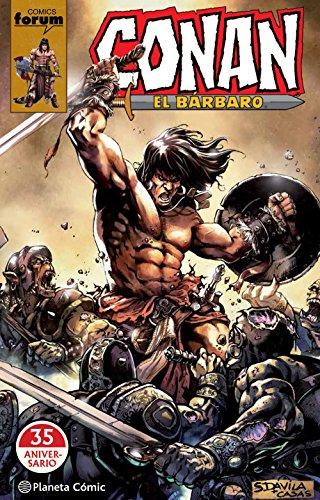 Conan El bárbaro 35 Aniversario: 2