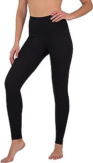 high waisted knee length leggings