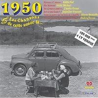Les Chansons de cette année là - 1950