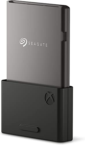 Seagate Expansion Card pour Xbox SeriesX|S SSD, 1To, NVMe SSD Expansion (STJR1000400)