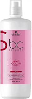 Schwarzkopf Professional Bonacure pH 4.5 Colour Freeze Micellar Rich Shampoo