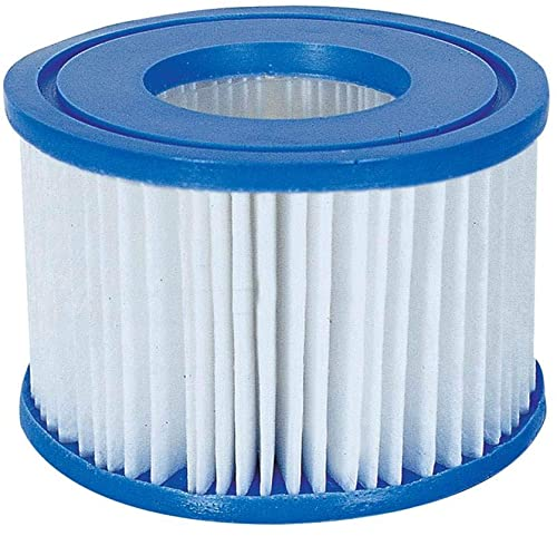 new arrival Bestway Spa Filter Pump Replacement Cartridge Type online sale VI outlet sale (6 Pack) (Coleman) outlet online sale