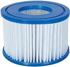 Bestway Spa Filter Pump Replacement Cartridge Type VI (6 Pack) (Coleman)