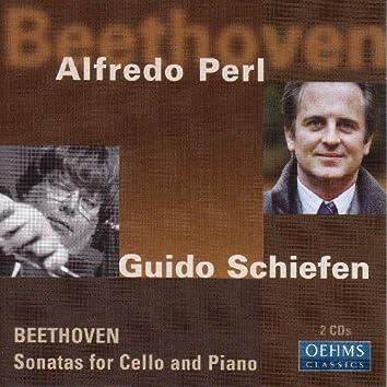 Beethoven, L. Van: Cello Sonatas Nos. 1-5 / Horn Sonata, Op. 17 (Arr. for Cello and Piano)