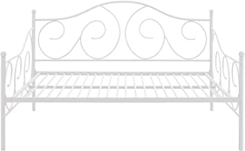 DHP Victoria Metal Daybed with Memoir 8