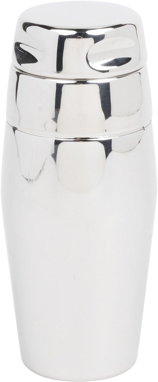 Vollrath 47622 3-Piece Mirror Finish 22 Oz Cocktail Shaker Set