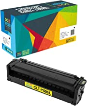 Do it Wiser Compatible Toner Cartridge Replacement for Samsung CLT-Y506L CLP 680 CLP-680DW CLP-680ND CLX-6260 CLX-6260FW CLX-6260ND CLX-6260FD - Yellow - 3,500 Pages