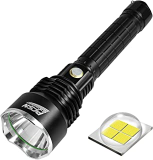 powerful beam flashlight