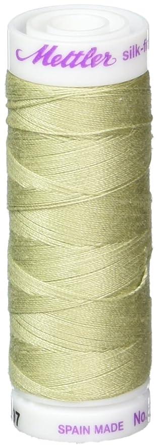 American & Efird Silk Finish Cotton Thread 164 Yards-Aloe