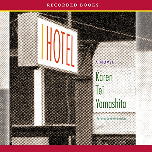 I Hotel audiobook cover art