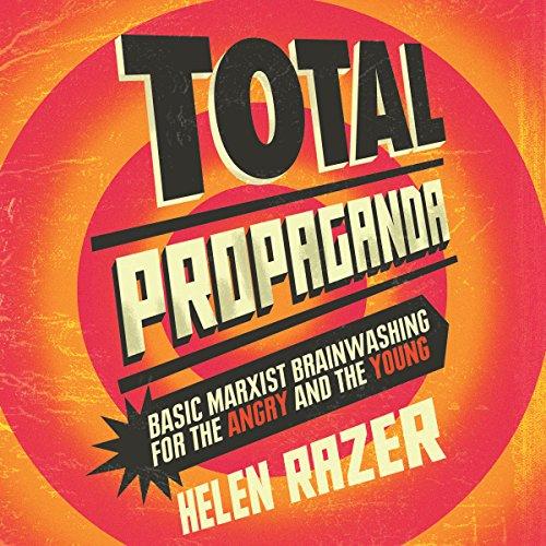 Total Propaganda audiobook cover art