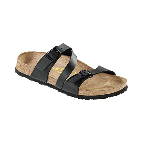 e6274df2f2ac Birkenstock Womens Salina Open Toe Casual Slide Sandals