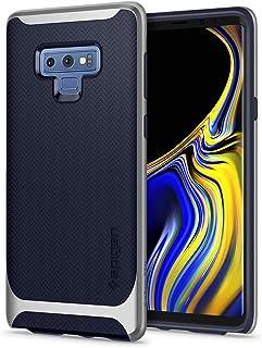 Spigen Neo Hybrid Designed for Galaxy Note 9 Case (2018) - Arctic Silver