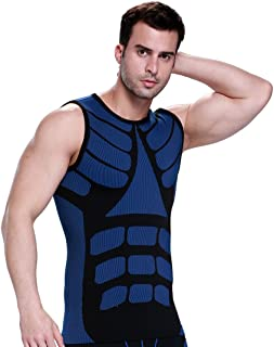 ZEROBODYS Men's Outdoor Quick-drying Vest Sports Vest Running Clothing SS-M08