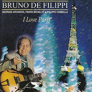 I Love Paris (Harmonica & Guitar) (Giants of Jazz)