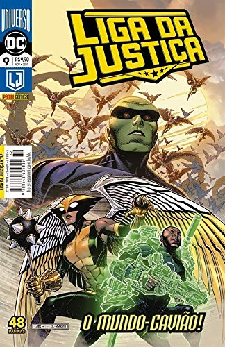 Liga da Justiça: Universo DC - 9 / 32