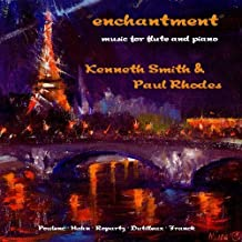 Enchantment: Music for Flute & Piano by Divine Art (2007-10-23)