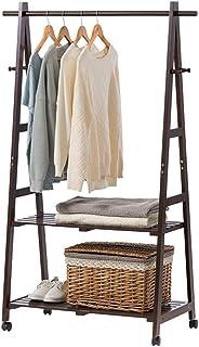 Équipement pour la maison Étagère à vêtements Étagère à chaussures avec éjecteur avec 4 crochets Corridor de bureau à domi...