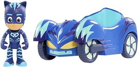 PJ Masks Vehicle Cat-Car & Catboy Figure