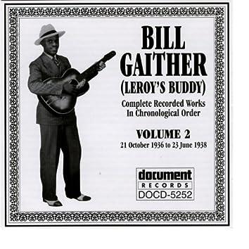 Bill Gaither Vol. 2 1936-1938