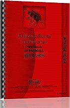 Parts Manual Farmall International Harvester 826 2826 Industrial Tractor