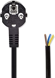 Nedis Schuko Power Cable with Ab End