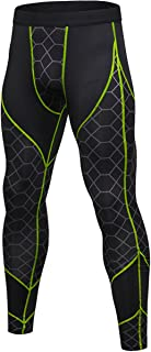 Muscle Killer Men's Compression Pants Cool Dry Sports Tight Leggings