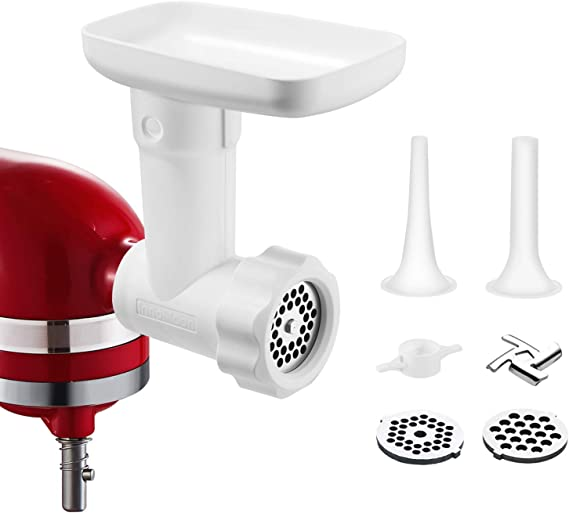 Food Grinder Attachment for Kitchenaid Stand Mixers