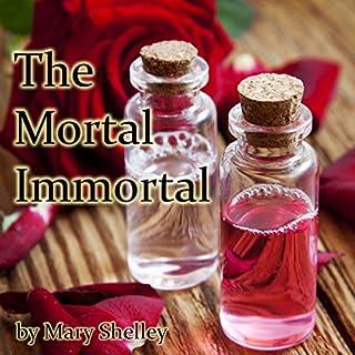 The Mortal Immortal cover art