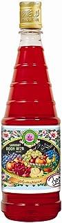Hamdard Rooh Afza Sharbat Syrup, Rose, 750 ml
