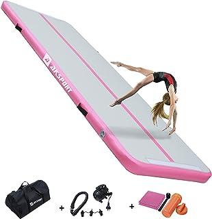 Gymnastics Air Mat Tumble Track Tumbling Mat Inflatable...