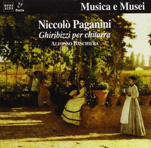 Paganini/Ghiribizzi Für Gitarre