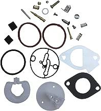 KIPA Carburetor Rebuild Kit Master Overhaul for Briggs & Stratton Nikki Carbs 796184 698787 790032 699900 699521 792369 698777 699813 692138 698781 Craftsman 11HP to 19HP Engines Carburetor Rebuild