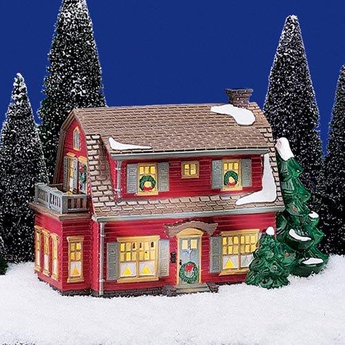 Dept 56 56.54856 Dutch Colonial by Original Snow Village