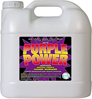 Purple Power (4322P) Industrial Strength Cleaner and Degreaser - 2.5 Gallon (Pack of 1)