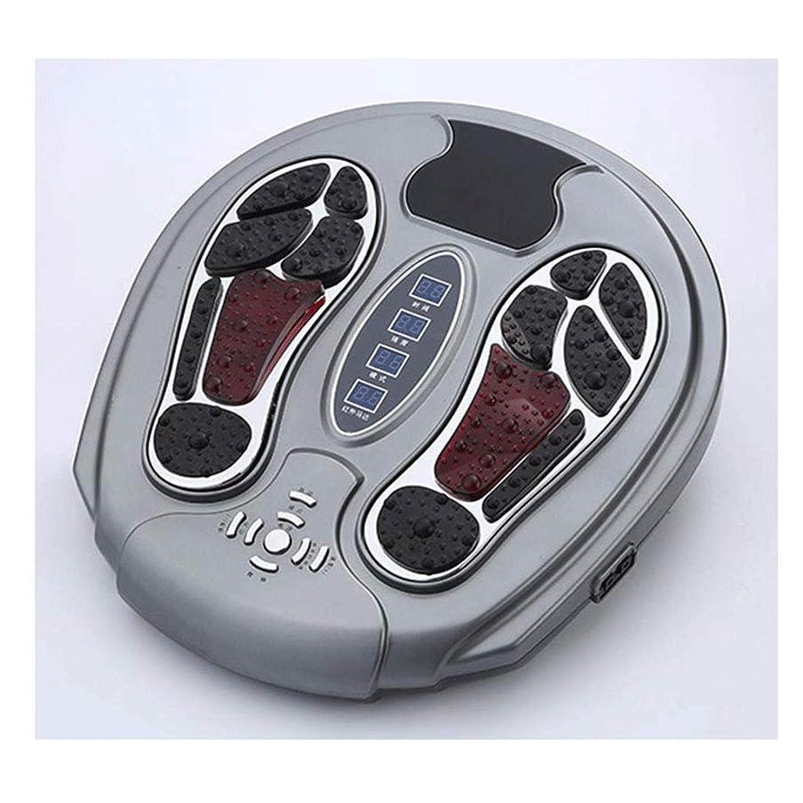 まろやかな狐モザイクLLRYN フットマッサージャー、熱、指圧加熱エレクトリックキーディングフットマッサージャーマシンの痛みを軽減、治療強度のある家庭用マッサージ