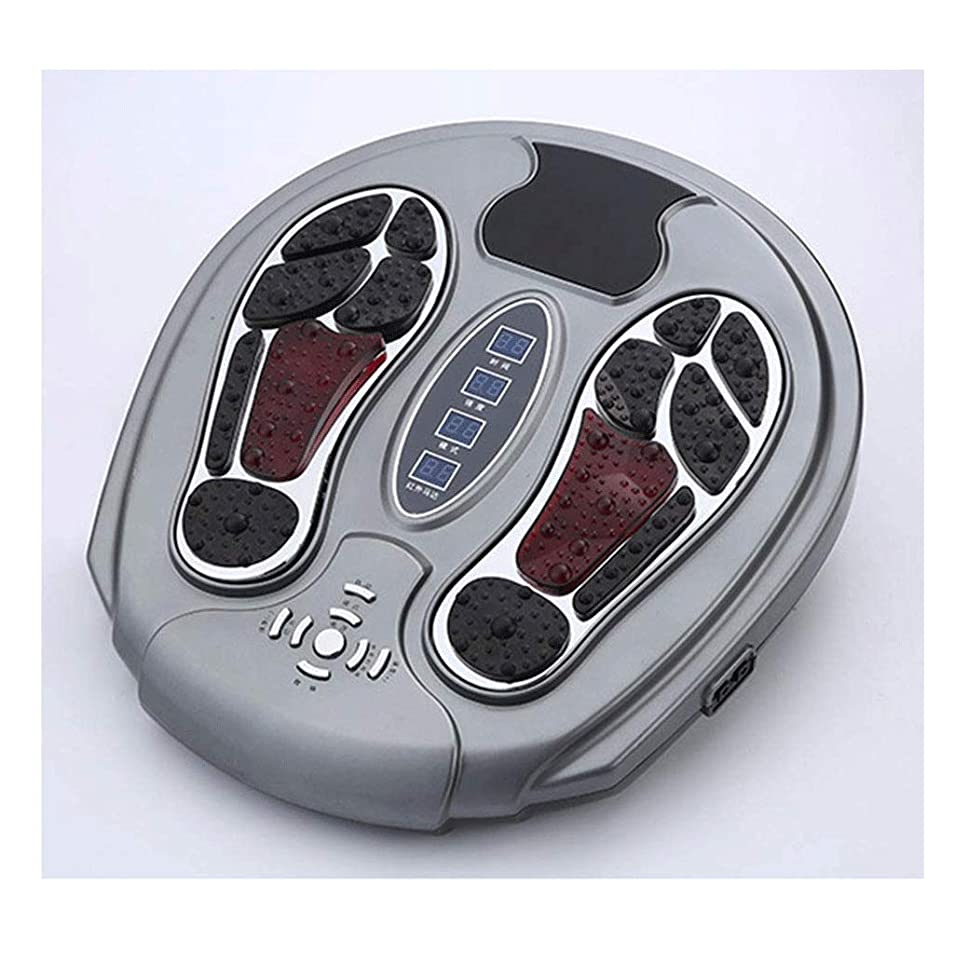 スカウトターゲット極小LLRYN フットマッサージャー、熱、指圧加熱エレクトリックキーディングフットマッサージャーマシンの痛みを軽減、治療強度のある家庭用マッサージ