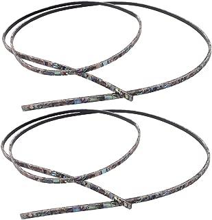 Abalone Binding Inlay Strip Materials Guitar Mandolin Ukulele Parts Accessories