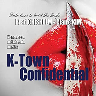 K-Town Confidential audiobook cover art