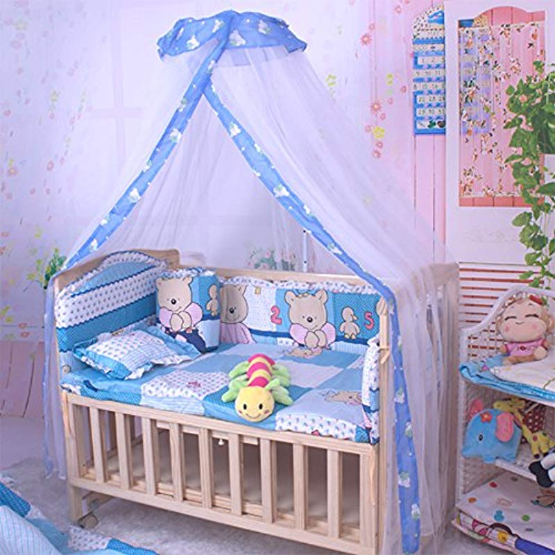 HGMart Baby Mosquito Net Mosquito Guard Baby Crib Netting Tent Bedding For Baby Kids Children S Room Portable Folding Tent Bedding