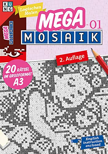 Mega-Mosaik 01 (Mega Mosaik Mappe)
