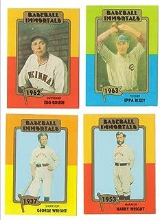 Best baseball immortals card set Reviews
