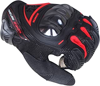 motorcycle gloves with palm protection