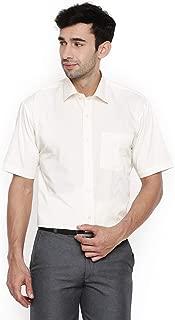 Chennis Cream Long Sleeve Regular Fit Shirt