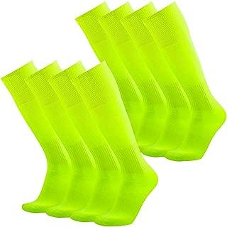 Best lime green football socks Reviews