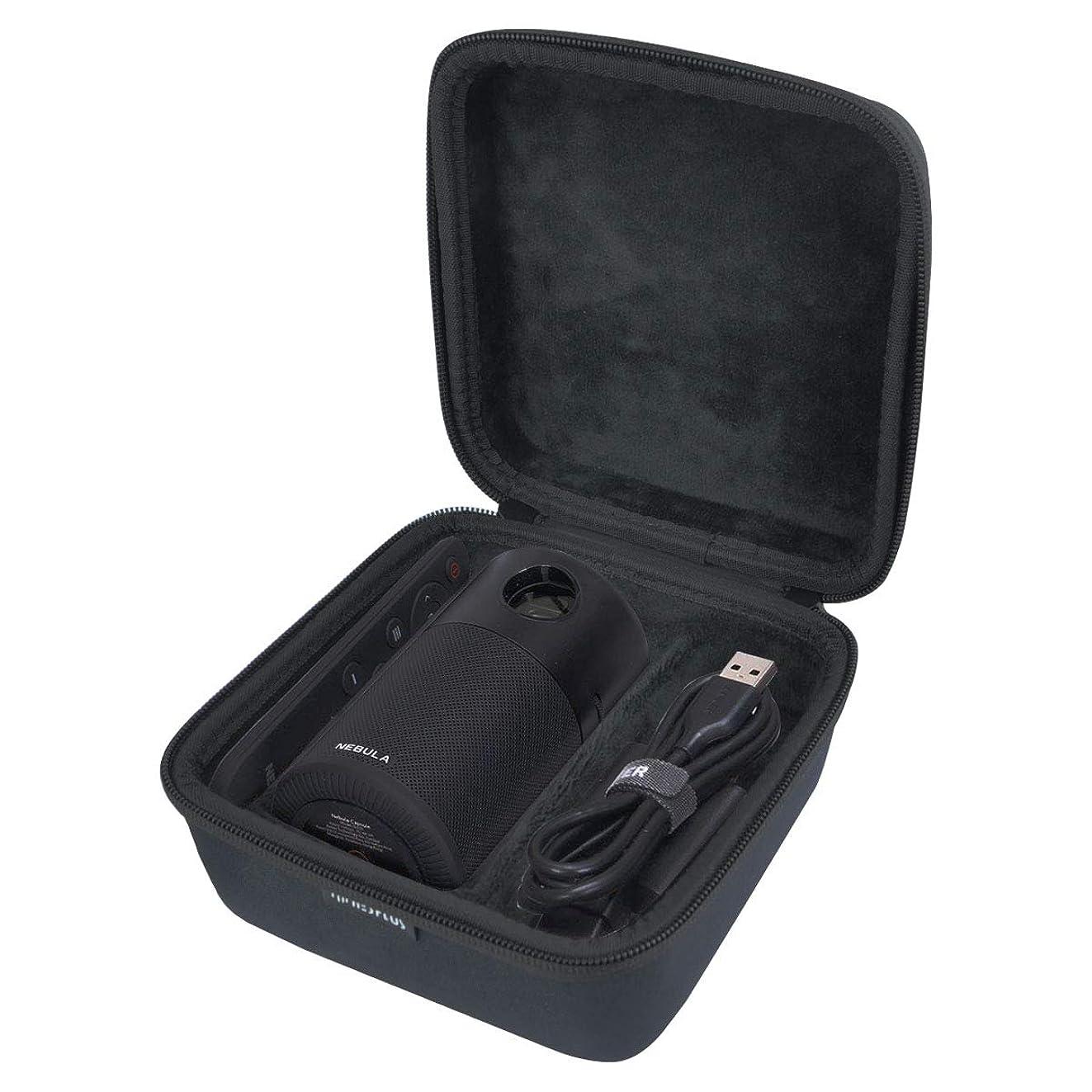 HESPLUS Shockproof Hard Storage Case for Nebula Capsule Smart Mini Projector
