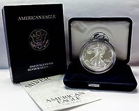 1997 P American 1 oz Silver Eagle Dollar PROOF US Mint