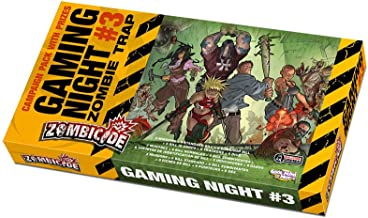 zombicide gaming night 3